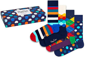 Happy Socks - Big Dot Socks Gift Box - 4er Pack