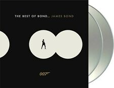 "Various Artists ""the best of bond....james bond"" 2CD NEU Album 2021"