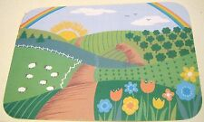 United States Agriculture Flowers Countryside Sungamon - posted 1989