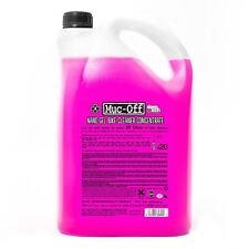 Muc-Off Motorcycle Motor Bike Cleaner De-Greaser Nano Concentrate -  5 Litre