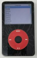Refurbished Apple iPod Classic 5th Gen - U2 Edition Black and Red | Poor C-Grade