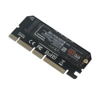 Pro M.2 NVMe SSD M.2 To PCIE 3.0 X16 X4 Adapter M Key Interface Card Full-Speed