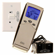 Skytech 3301P2  Programmable  Thermostat Fireplace Remote Control Backlit LCD