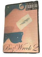 Boz Wreck 2 DVD - Brand New - Free Shipping!