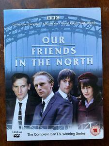 Our Friends in the North DVD Classic 1996 BBC Drama TV Series w/ Daniel Craig