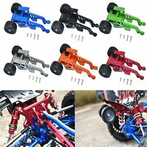 Anti-roll Wheelie & Wing Mount Set for 1/8 ARRMA TALION 6S / TYPHON 6S BLX BUGGY