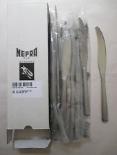 12pc NEW Mepra AZ10391106 Dessert Knife Levantin Ice Free Shipping!