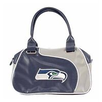 NFL Seattle Seahawks Perfect Bowler Purse Hand Bag