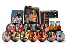 Jillian Michaels Bodyshred DVD Box Set + Guides + EXTRAS + WARRANTY✓