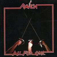 Raven - All For One [New CD] UK - Import