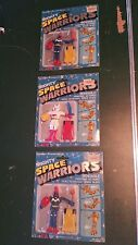 Vintage Mighty Space Warriors Robots Shogun K/O 1979 CD Hong Kong Rare Bendy