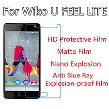 3pcs For WIKO U FEEL LITE Anti Scratch Good Touch Matte,High Clear Screen film