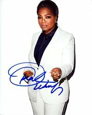 OPRAH WINFREY signed autographed photo