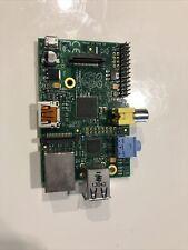 Raspberry Pi Model B Revision 1 (C) 2011 Single Board Computer