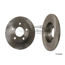 One New Ate Disc Brake Rotor Rear 450020 8D0615601A for Audi for Volkswagen VW