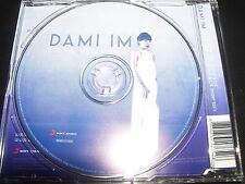 Dami Im Sound Of Silence Australian Picture Disc Eurovision CD Single- New