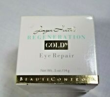 BEAUTICONTROL Jinger Heath's Gold Regeneration Eye Repair Serum .5 fl oz New