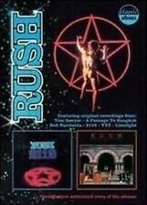 RUSH Classic Albums 2112/Moving Pictures Documentary DVD BRAND NEW NTSC ALL