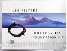 NEW Lee Filters Holder System Foundation Kit DSLR Camera Filter 100mm