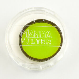 Mamiya Green 40.5mm Filter