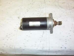 Boaters' Resale Shop of TX 2101 2742.24 NISSAN 9.8HP OUTBOARD MOTOR STARTER ONLY