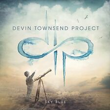 Devin Townsend Project - Sky Blue 2 x LP 180 Gram BLACK Vinyl + CD - sealed new