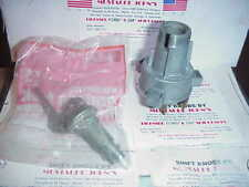 1968 Chevrolet, Pontiac, Oldsmobile  Ignition switch with lock cylinder & keys.