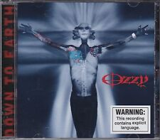 OZZY OSBOURNE - DOWN TO EARTH - CD - NEW -