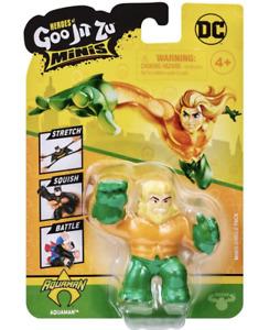 Heroes of Goo Jit Zu DC Super Heroes Aquaman Mini **NEW**