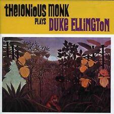 Thelonious Monk - Plays Duke Ellington [New CD] Rmst
