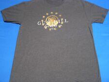 Gun Hill Brewery Brewing Company T-Shirt New York Bronx Gray Size L
