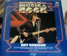 Historia De La Musica Rock (Spain 1982) : Roy Orbison
