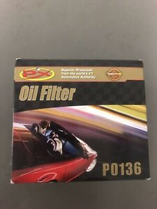 PHOENIX Filter - P0136 or Z142A- New In Box. HIGH PERFORMANCE OIL FILTER