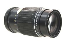 SMC PENTAX-M 75-150mm f/4 K Mount Zoom Lens & Hard Case W/ Original Box - H67