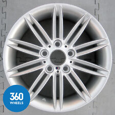 """Genuine BMW 17 """" 1 Serie E81 M SPORT 207m 72 Spoke anteriore lega ruota 36118036937"""
