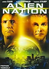 Alien Nation 0024543013037 With James Caan DVD Region 1