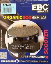 EBC/SFA411 Brake Pads (Rear) - Suzuki AN250 K1-K2 Burgman, AN400 K1-K6 Burgman