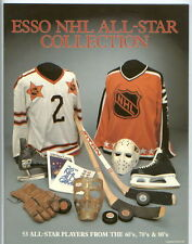 1988-89 ESSO All Star Hockey collection Full Set + new Album NHL FREE SHIPPING