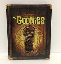 The Goonies (Blu-ray, 2018) Steelbook FAST SHIPPING