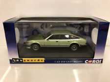 Corgi VA09012 Rover SD1 3500 V8 Vanden Plas Opaline Green 1:43 Scale