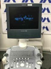 Siemens Acuson X150 Ultrasound Machine W Vf10 5 Linear Vascular Probe Transducer