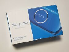 PSP-3000 console blue boxed Japan PlayStation Portable system US Seller