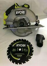 Ryobi ONE+ PBLCS300B HP 18V Brushless Cordless 7-1/4in. Circular Saw GR M