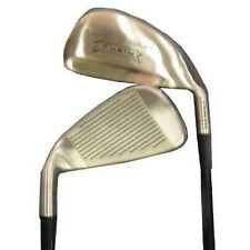 New 18 degree Stainless Steel Driving Iron, Steel Shaft, Right-Handed, FREE CAP