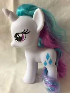 My Little Pony FiM Princess Celestia Fashion Style White Prototype Variant Error
