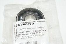 KTM 250 390 Duke RC RC250 RC390 Transmission Deep Grove Bearing J625063041