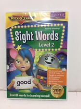 Rock and Learn Sight Words Level 2  New (DVD  2012)