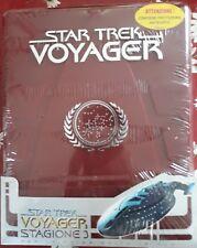 STAR TREK VOYAGER - STAGIONE 3 (7 DVD)