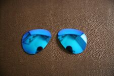 PolarLens POLARIZED Ice Blue Replacement Lens for-Ray Ban Aviator 3025 58mm