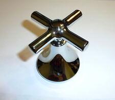 Hansgrohe 37995001 Axor Terrano Faucet Cross Handle POLISHED CHROME NEW!